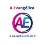 Logo da emissora Rádio A Evangélica