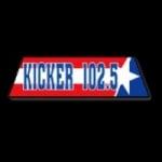 Logo da emissora Radio KKYR 102.5 FM