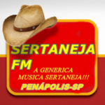 Logo da emissora Sertaneja Fm