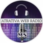 Logo da emissora Atrativa Web Rádio ms