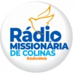 Logo da emissora Rádio Missionária De Colinas