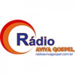 Logo da emissora Rádio Aviva Gospel