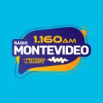 Logo da emissora Rádio Montevideo 1160 AM