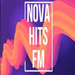 Logo da emissora Rádio Nova Hits FM Igarassu