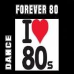 Logo da emissora Radio Forever 80