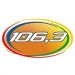 Logo da emissora Rádio Moreninhas 106.3 FM
