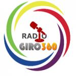 Logo da emissora Rádio Giro 360