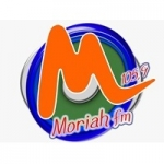 Logo da emissora Rádio Moriah 105.9 FM