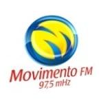 Logo da emissora Rádio Movimento 97.5 FM