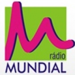 Logo da emissora Rádio Mundial 95.7 FM