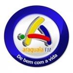 Logo da emissora Rádio Araguaia 99.7 FM