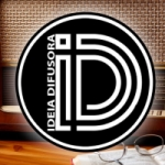 Logo da emissora Rádio Ideia Difusora