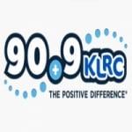 Logo da emissora Radio KLRC 90.9 FM