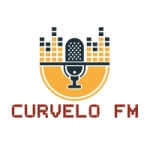 Logo da emissora Rádio Curvelo FM