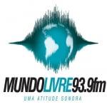 Logo da emissora Rádio Mundo Livre 93.9 FM