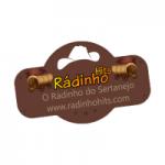 Logo da emissora Radio Rádinho Hits
