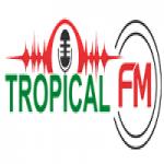Logo da emissora Rádio Tropical FM Cuiabá