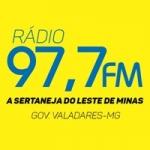 Logo da emissora Rádio 97 FM