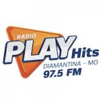 Logo da emissora Rádio Play Hits 97.5 FM