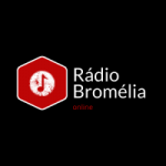 Logo da emissora Rádio Bromélia