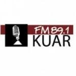 Logo da emissora Radio KUAR 89.1 FM