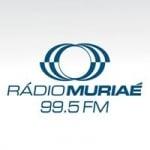 Logo da emissora Rádio Muriaé 99.5 FM