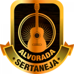 Logo da emissora Rádio Alvorada Sertaneja