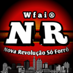 Logo da emissora Nova Revolução Só Forró