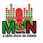 Logo da emissora Rádio MGN FM