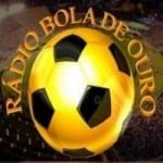 Logo da emissora Rádio Bola De Ouro