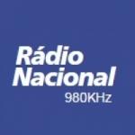 Logo da emissora Rádio Nacional 980 AM