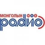 Logo da emissora Mongolian Radio 106 FM