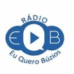 Logo da emissora Rádio Eu Quero Búzios