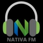 Logo da emissora Rádio Nativa 105.9 FM