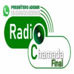 Logo da emissora Web Rádio Chamada Final