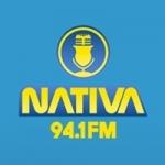 Logo da emissora Rádio Nativa 94.1 FM
