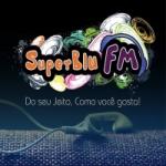 Logo da emissora Rádio Superblu FM