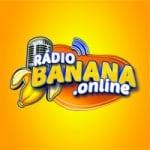 Logo da emissora Rádio Banana