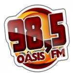 Logo da emissora Rádio Oásis Fm