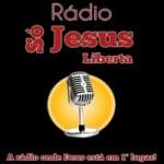Logo da emissora Rádio Só Jesus Liberta