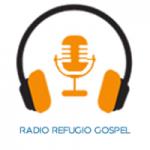 Logo da emissora Rádio Refugio Gospel