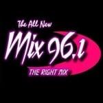 Logo da emissora KMRX 96.1 FM Mix