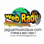 Logo da emissora Rádio Jaguar Music