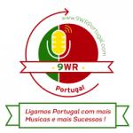 Logo da emissora Radio 9WR Portugal