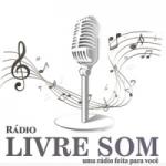 Logo da emissora Rádio Livre Som