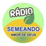 Logo da emissora Rádio Semeando Amor De Deus