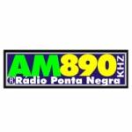 Logo da emissora Rádio Pontanegra 890 AM