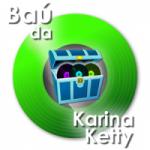 Logo da emissora Rádio Baú Da Karina Ketty