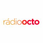 Logo da emissora Rádio Octo