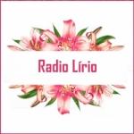 Logo da emissora Rádio Lírio
